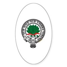 Irvine Clan Decal
