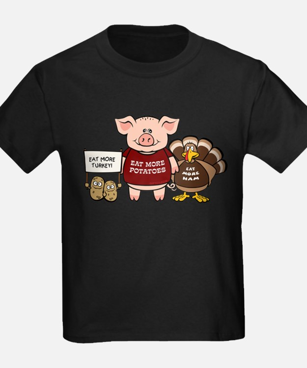 Holiday Dinner Campaign T