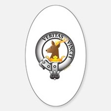 Keith Clan Sticker (Oval)