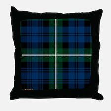 Lamont Clan Throw Pillow