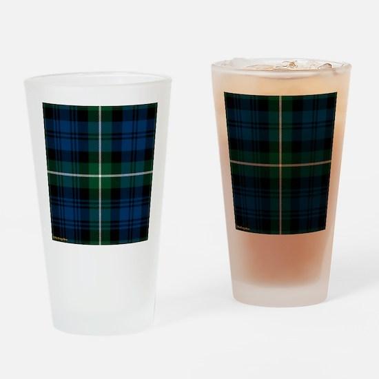 Lamont Clan Drinking Glass
