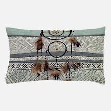 native tribal pattern dream catcher Pillow Case