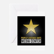 YPG People's Defense Units - Media Greeting Cards