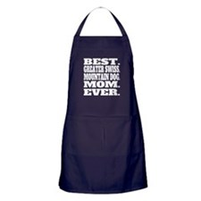 Best Greater Swiss Mountain Dog Mom Ever Apron (da