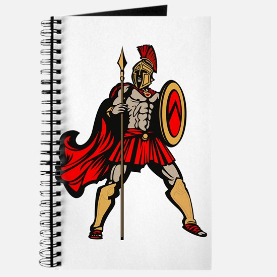 Spartan Warrior Journal