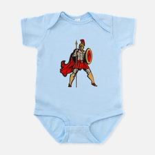 Spartan Warrior Body Suit