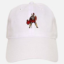 Spartan Warrior Baseball Baseball Cap