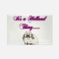 Its A Holland Thing Magnets