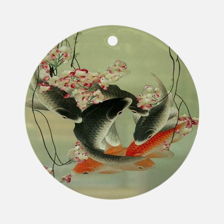 Japanese koi ornaments 1000s of japanese koi ornament for Koi fish ornament