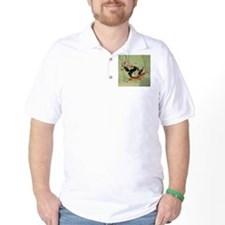 zen japanese koi fish T-Shirt
