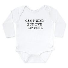 Cute Clayton Long Sleeve Infant Bodysuit