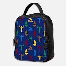 Mens Gymnastics Neoprene Lunch Bag