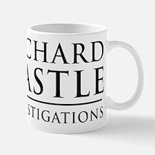Richard Castle Investigations PI Mugs