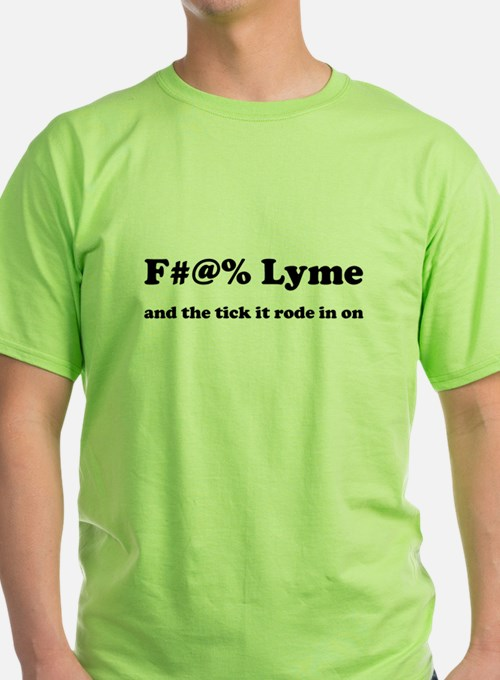 Cute Lyme disease T-Shirt