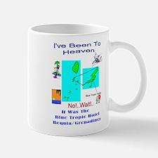 Blue Tropic Beq Mugs