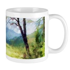 Spring on the Meadow Mugs