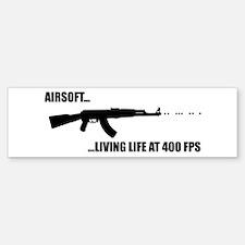 Airsoft Bumper Bumper Bumper Sticker