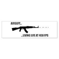 Airsoft Bumper Bumper Sticker