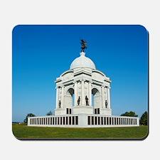 Pennsylvania Monument - Gettysburg, PA Mousepad