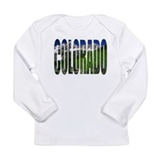 River Long Sleeve Infant T-Shirt