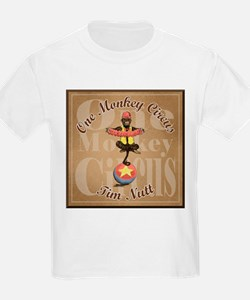 One Monkey Circus T-Shirt