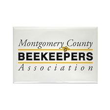 MCBA Rectangle Magnet (100 pack)