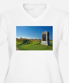 Gettysburg National Military Par Plus Size T-Shirt