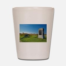 Gettysburg National Military Park Shot Glass