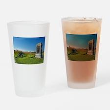 Gettysburg National Military Park Drinking Glass