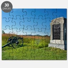 Gettysburg National Military Park Puzzle