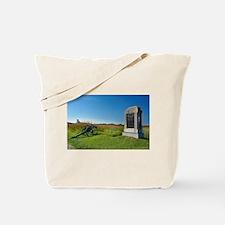 Gettysburg National Military Park Tote Bag