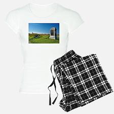 Gettysburg National Militar Pajamas