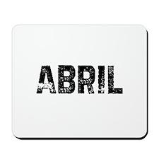 Abril Mousepad