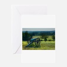 Gettysburg National Military Park Greeting Cards