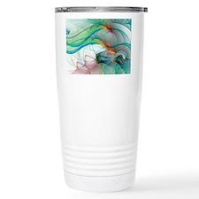 Abstract 1044 Travel Mug