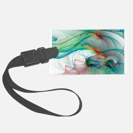 Abstract 1044 Luggage Tag