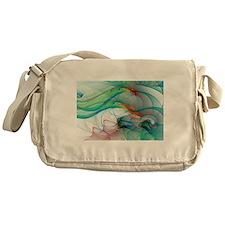 Abstract 1044 Messenger Bag