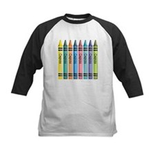 Colorful Crayons Tee