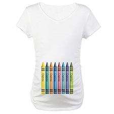 Colorful Crayons Shirt