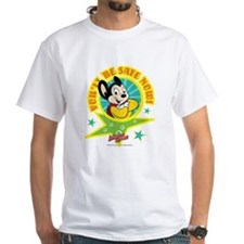 Mighty Mouse: You'll Be Safe Now Shirt