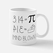 3.14 Pi Equals Pi Backwards Mugs