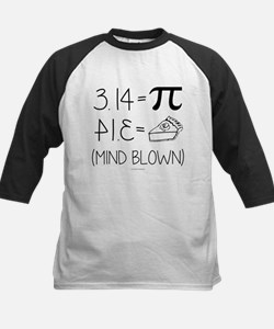 3.14 Pi Equals Pi Backwards Baseball Jersey