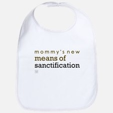 Sanctification (blue) Bib