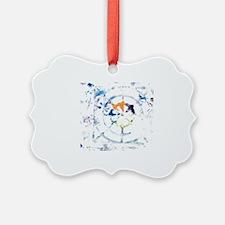 web 2 Ornament