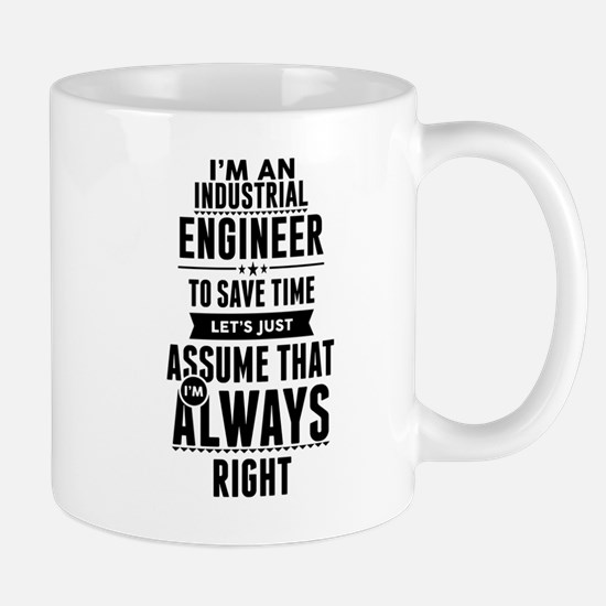 I AM AN INDUSTRIAL ENGINEER TO SAVE TIME LETS JUST