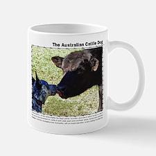 Kissing Cows Mug