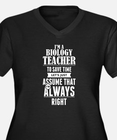 I AM A BIOLOGY TEACHER TO-SAVE TIME LETS JUST ASSU