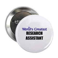 Worlds Greatest RESEARCH ASSISTANT 2.25