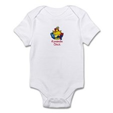 Romanian Chick Infant Bodysuit
