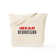 iREAD Burroughs Tote Bag